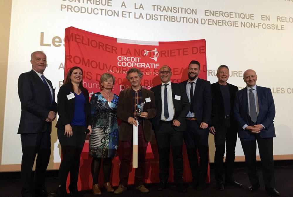 Prix régional Fondation Crédit Coopératif